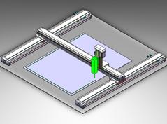 大型LCD玻璃基板涂料装置