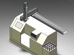 工具机加工件取放装置2